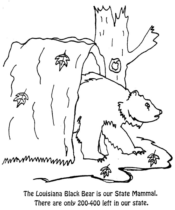 wildlifedepartment coloring pages - photo#36