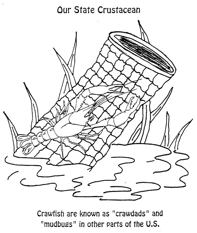 Coloring Pages | Office of the Governor of Louisiana