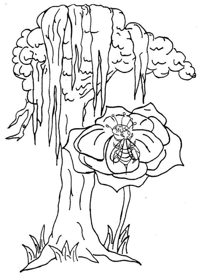 Fair Coloring Pages - GetColoringPages.com | 878x638