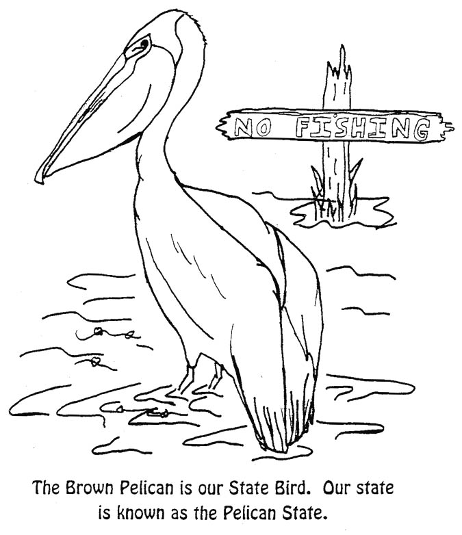 Coloring Pages Office of Governor