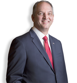 Photo of John Bel Edwards